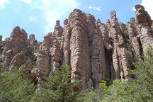 Chiricahua National Monument, Willcox, United States